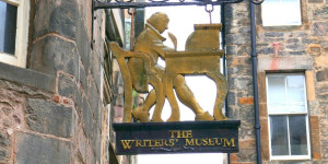 Beitragsbild des Blogbeitrags The Writers' Museum Edinburgh