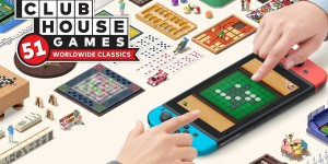Beitragsbild des Blogbeitrags Clubhouse Games: 51 Games Worldwide Classics (Nintendo Switch) – Review