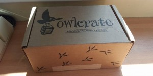 Beitragsbild des Blogbeitrags (Unboxing) Owl Crate – Mythical Creatures