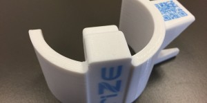 Beitragsbild des Blogbeitrags Digitally Augmented Additive Manufacturing Parts from Rize