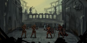 Beitragsbild des Blogbeitrags The Design Process Behind Story of a Gladiator, Available Now on Xbox One