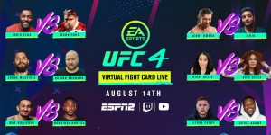 Beitragsbild des Blogbeitrags EA Sports UFC 4 Kicks off with a Bang Plus Virtual Fight Card