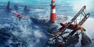 Beitragsbild des Blogbeitrags The Making of Red Wings: Aces of the Sky