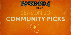 Beitragsbild des Blogbeitrags Ring in 2021 with Rock Band 4 Rivals