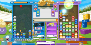 Beitragsbild des Blogbeitrags Team Up with Friends Online with Boss Raid Mode in Puyo Puyo Tetris 2 Free Update