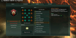 Beitragsbild des Blogbeitrags Business is Booming with MegaCorp, the Latest Expansion for Stellaris: Console Edition