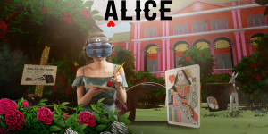Beitragsbild des Blogbeitrags Curious Alice: We Can All be Alice In VR