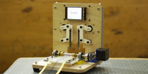 Beitragsbild des Blogbeitrags Mr Innovatives resistor cutting machine is 'reely awesome