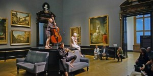 Beitragsbild des Blogbeitrags Ganymed Nature: Vienna's Art History Museum Coming to Life
