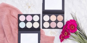 Beitragsbild des Blogbeitrags BH Cosmetics Highlight Palettes – Dupe for Anastasia?
