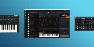 Beitragsbild des Blogbeitrags The Wavetable Oscillators In The Novation Peak & Summit Synthesizers Are Now Customizable