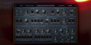 Beitragsbild des Blogbeitrags Synapse Audio Teases Obsession, Oberheim OB-Xa Inspired Poly Synthesizer Plugin