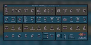 Beitragsbild des Blogbeitrags Sugar Audio Sawrizor Synthesizer, In This Plugin The Sawtooth Becomes Your Best Friend