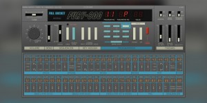 Beitragsbild des Blogbeitrags Full Bucket Music Fury-800 Is A Free VST/AU Plugin & Emulates The Korg Poly-800 Synthesizer