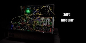 Beitragsbild des Blogbeitrags 3dPdModular, Pure-Data Based Open-Source Modular Synthesizer With Patch Storage
