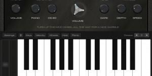 Beitragsbild des Blogbeitrags AudioKit Pro Releases A Beautiful Free Retro Piano App (AUv3) For iOS