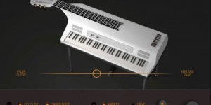 Beitragsbild des Blogbeitrags Sampleson ElectroNylon, Electric Piano Meets Guitar & Forms A Unique Virtual Instrument