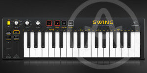 Beitragsbild des Blogbeitrags Behringer SWING Is A Knockoff Of The Arturia Keystep MIDI & CV Sequencer