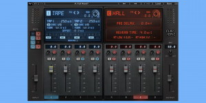 Beitragsbild des Blogbeitrags Waves Audio CLA Epic, EchoSphere Delay & Reverb Effect Plugin Upgraded With More Features
