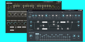 Beitragsbild des Blogbeitrags iceGear Now Makes Inspiring AUv3 Effects: Koshiba Gate Sequencer & Yukawa Multi-Tap Delay