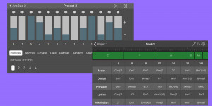 Beitragsbild des Blogbeitrags ArpBud 2 Arpeggiator & ChordBud 2 MIDI Sequencer, Two Melodic AUv3 Helpers For iOS