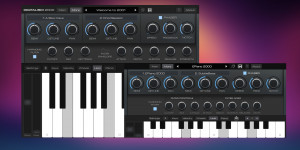 Beitragsbild des Blogbeitrags AudioKit Digitalism 2000, New 90s Inspired AUv3 Synthesizer Rompler For iOS