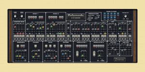 Beitragsbild des Blogbeitrags Cherry Audio Polymode Is A Moog Polymoog Emulation For $29