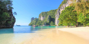 Beitragsbild des Blogbeitrags Top 10 Most Amazing Islands in Krabi