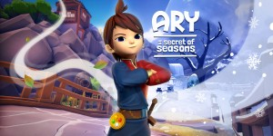 Beitragsbild des Blogbeitrags [Review] Ary and the Secret of Seasons