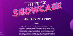 Beitragsbild des Blogbeitrags Hi-Rez Showcase: SMITE, Rogue Company & Paladins in 2021