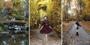 Beitragsbild des Blogbeitrags Perfect Places for Autumn Photo Sessions in Vienna