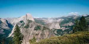 Beitragsbild des Blogbeitrags Yosemite National Park – The Green Lung of California