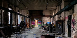 Beitragsbild des Blogbeitrags Urban Exploration Up Close: An Interview with Two of Viennas Up-and-Coming Urbexers