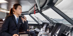 "Beitragsbild des Blogbeitrags Social Media-Sourced Photo Library for Women in Maritime  ""The Power of Imagery Is Key When Trying to Advocate for More Diversity in a Given Industry."""