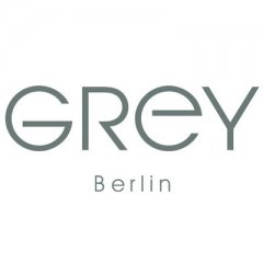 Grey Fashion  Kampagnen Logo