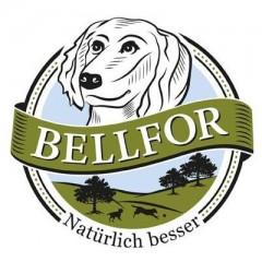 Bellfor Hundefutter Kampagnen Logo