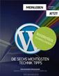 e-Book Sechs wichtige Technik Tipps für Wordpress