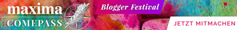 Maxima Comepass Blogger Award