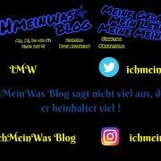 Profilbild von User ichmeinwas_blog